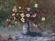 Bukiecik różany