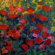 Kompozycja kwiatowa II