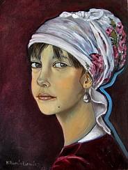Dziewczynka z perłą